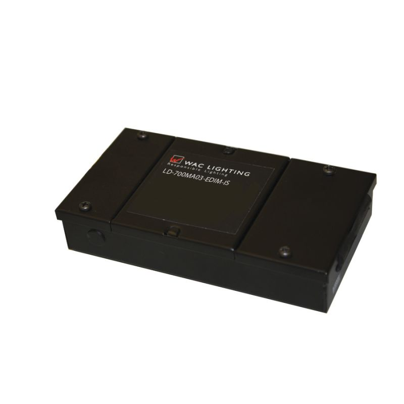 WAC Lighting LD-700MA03-EDIM-IS LED Class 2 Remote Electronic