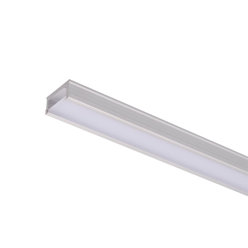 WAC Lighting LED-T-CH 24 Volt Rigid Aluminum Channel for LED Tape