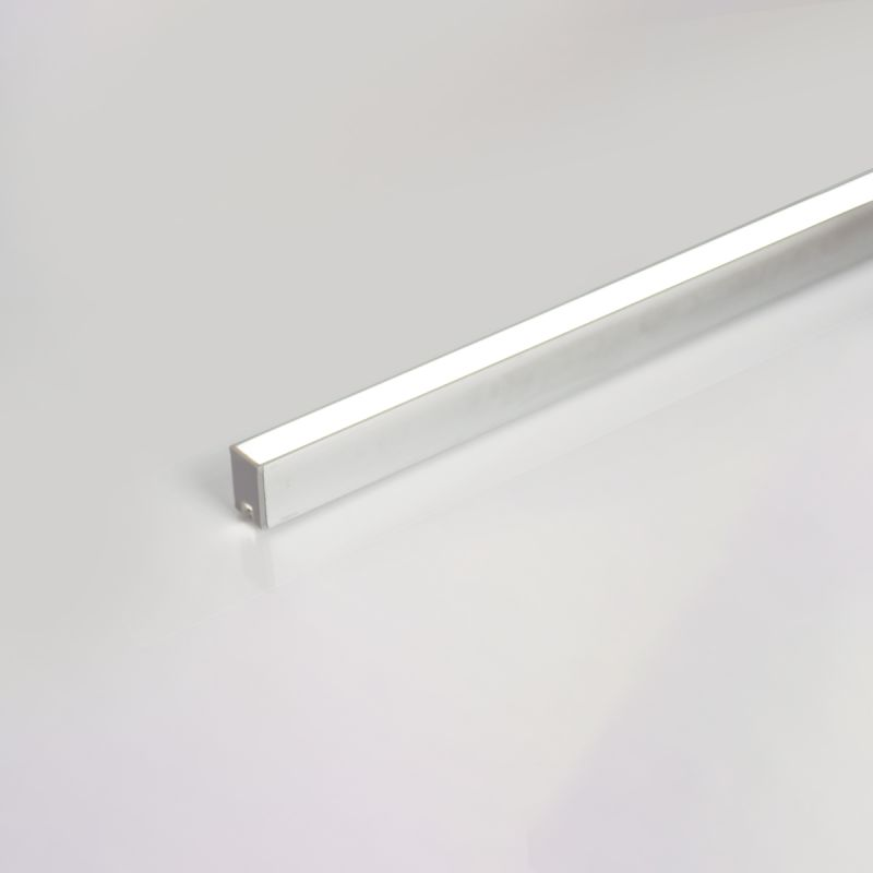 "WAC Lighting LED-T-CH1 60"" Length Rigid Deep Aluminum Channel for"