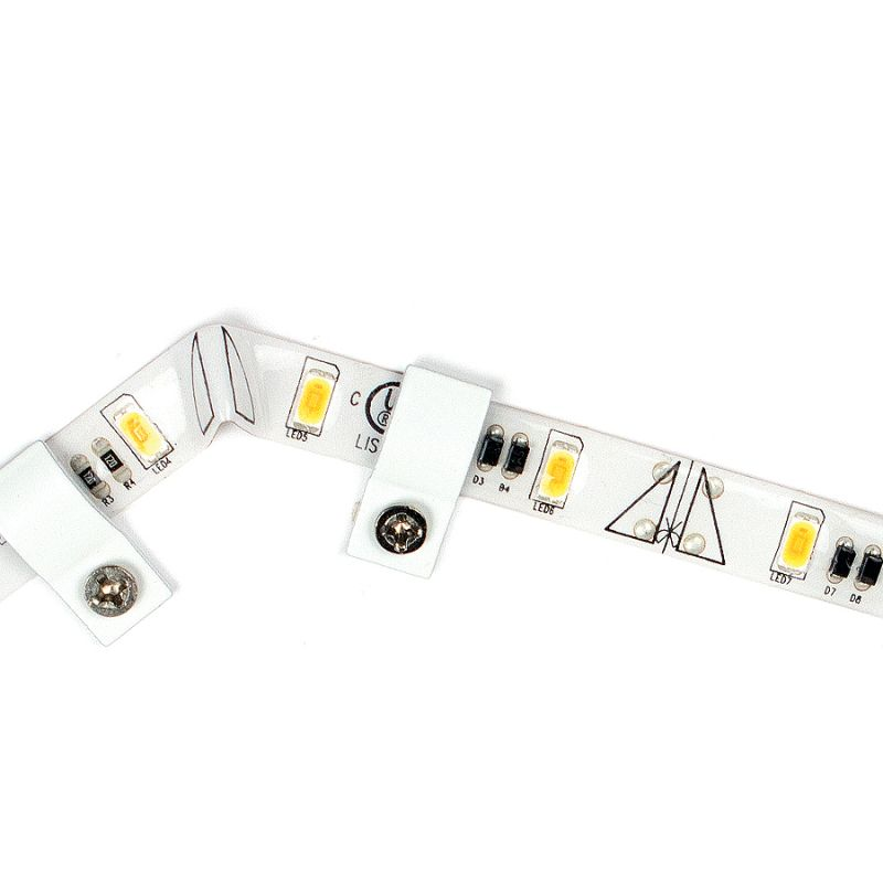 "WAC Lighting LED-TE2430-1-40 White 12"" Length 3000K High Output LED"