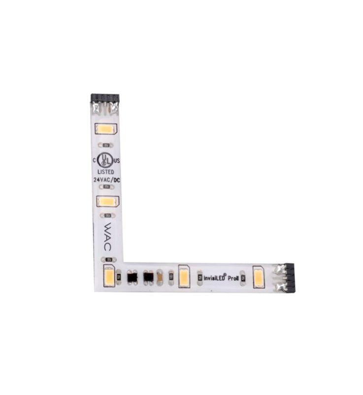 WAC Lighting LED-TX2430-5L-WT 24V 3000K High Output LED Tape Light