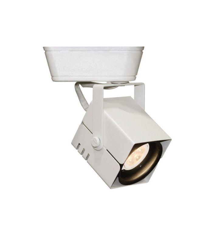 WAC Lighting LHT-801L Low Voltage Track Heads Compatible with Sale $63.00 ITEM#: 336348 MODEL# :LHT-801L-WT UPC#: 790576004464 :