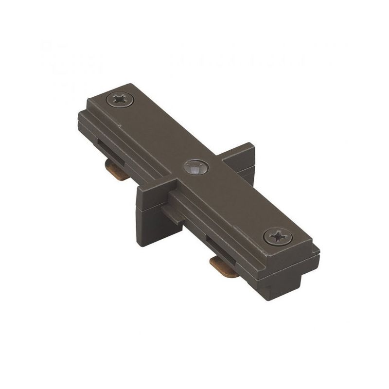 "WAC Lighting LI-DEC 3"" Length Dead End I-Connector for L-Track Systems"