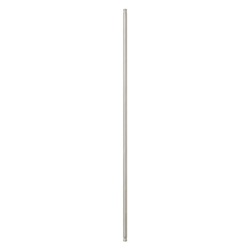 """WAC Lighting LM-R12 12"""" Height Extension Rod for Solorail Systems Sale $16.50 ITEM#: 1153776 MODEL# :LM-R12-BN UPC#: 790576137292 :"""