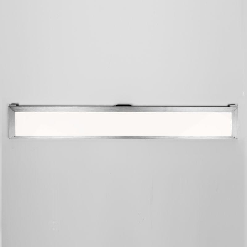 """WAC Lighting LN-LED030P-30 Line 2.0 1 Light 30"""" LED Energy Star Title Sale $269.50 ITEM#: 2620614 MODEL# :LN-LED30P-30-AL UPC#: 790576343143 :"""