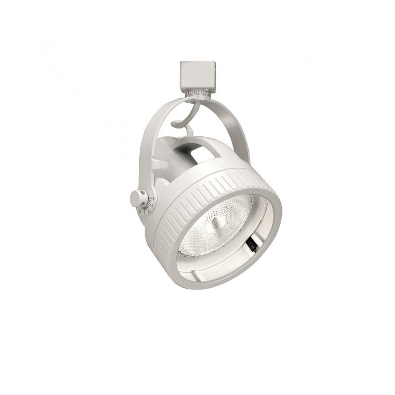 WAC Lighting LTK-747 1 Light 75 Watt Adjustable Halogen Track Head for