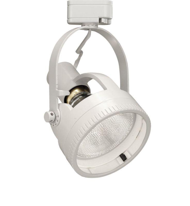 WAC Lighting LTK-757 1 Light 150 Watt Adjustable PAR38 Track Head for