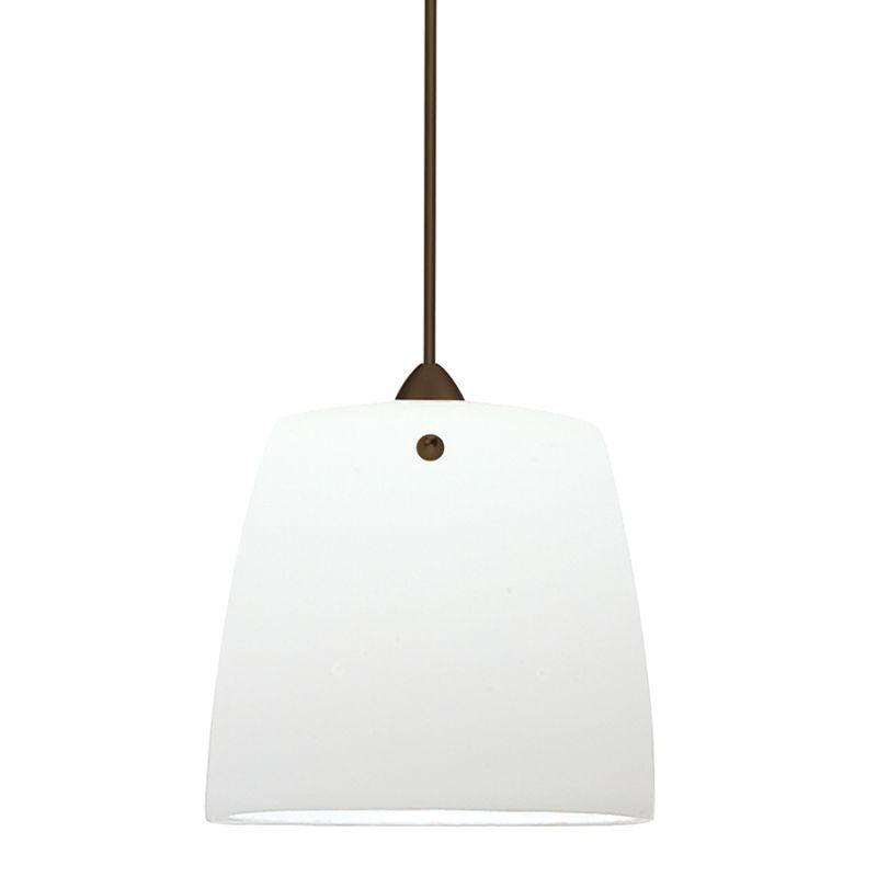 WAC Lighting MP-513-WT Ella 1 Light Low Voltage Monopoint Mini Pendant Sale $156.00 ITEM#: 1726804 MODEL# :MP-513-WT/DB UPC#: 790576174693 :