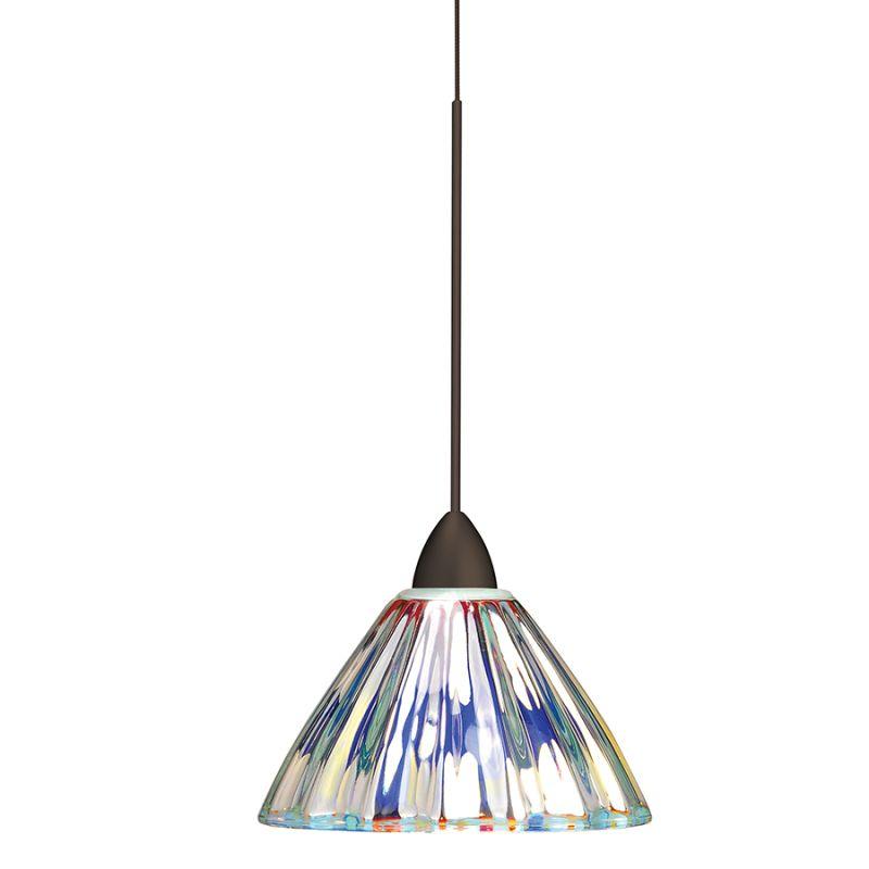 WAC Lighting MP-518 Eden 1 Light Low Voltage Monopoint Mini Pendant - Sale $289.00 ITEM#: 1647786 MODEL# :MP-518-DIC/DB UPC#: 790576177212 :