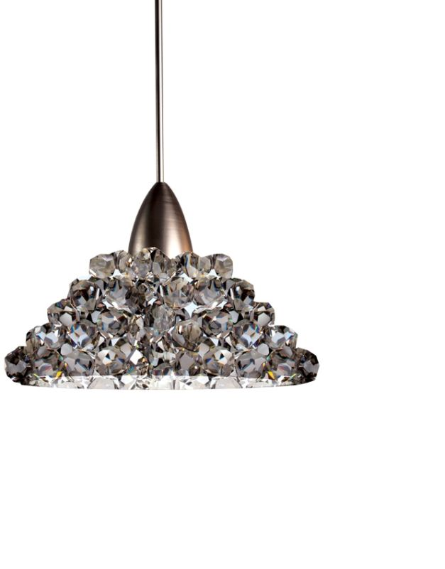 WAC Lighting MP-543 Giselle 1 Light Low Voltage Monopoint Mini Pendant Sale $259.50 ITEM#: 2441041 MODEL# :MP-543-BI/BN UPC#: 790576303659 :