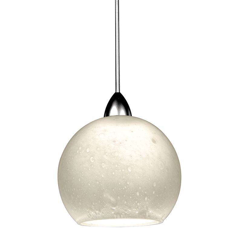 WAC Lighting MP-599 Rhea 1 Light Low Voltage Monopoint Mini Pendant - Sale $189.00 ITEM#: 1647872 MODEL# :MP-599-WT/CH UPC#: 790576176833 :