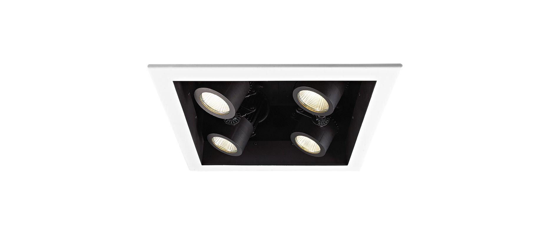 WAC Lighting MT-4LD226N-S35 4 Light Energy Star 3500K High Output LED