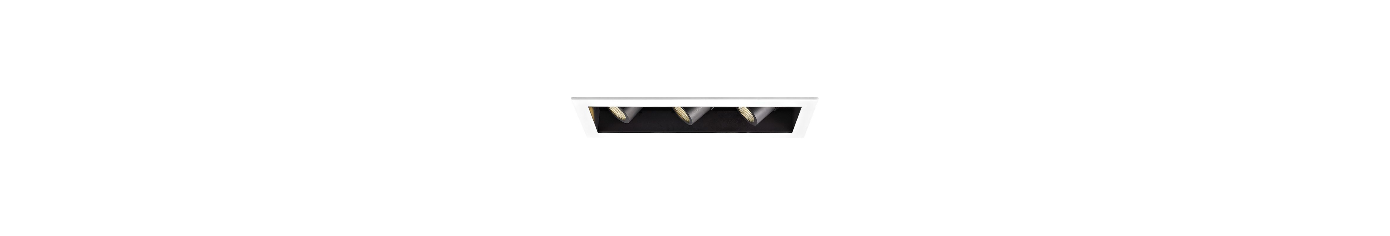 "WAC Lighting MT-4LD316N-S930 4"" Trim 3000K High Output LED Recessed"