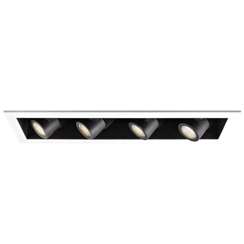 "WAC Lighting MT-4LD416T Precision Multiples 4"" Title 24 Compliant 1X4"