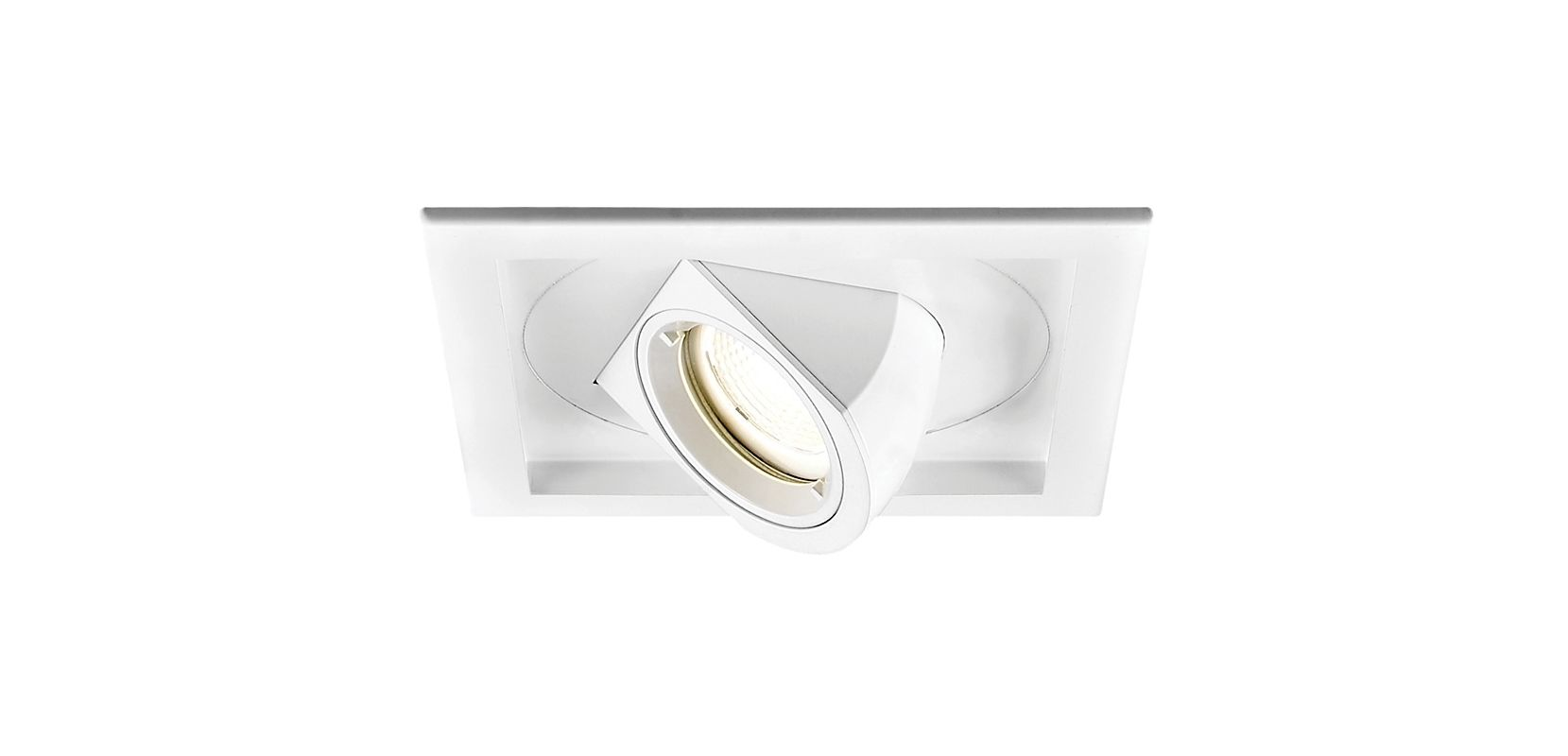 "WAC Lighting MT-5LD125T-F35 6"" 3500K High Output LED Recessed Light"