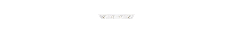 WAC Lighting MT-5LD425T-S40 Multiple Spot 4000K High Output LED