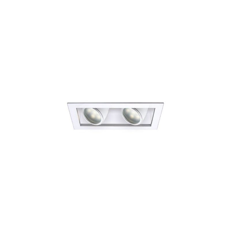 WAC Lighting MT-LED218F-WWHS Multiple Spot 3000K High Output LED
