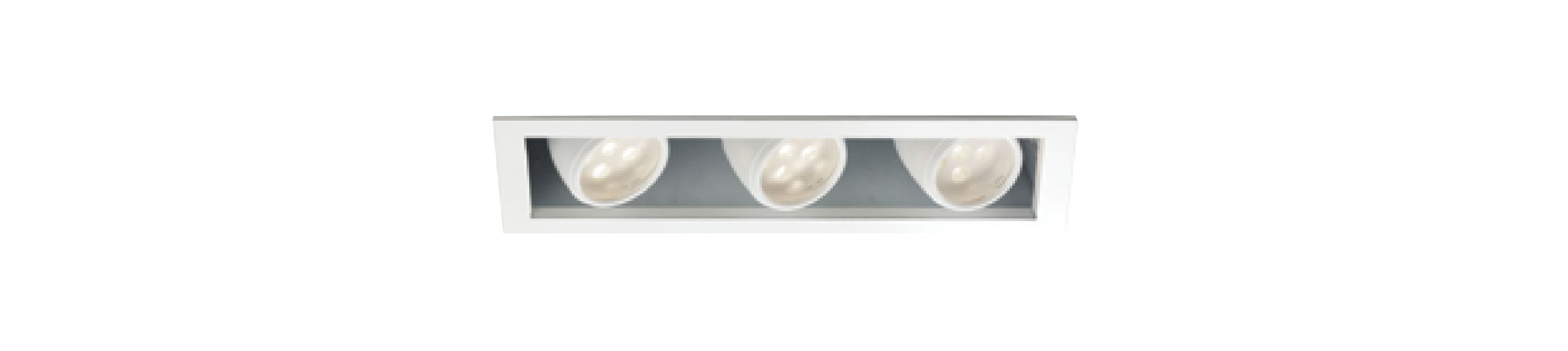WAC Lighting MT-LED318S-CWHS Multiple Spot 4500K High Output LED