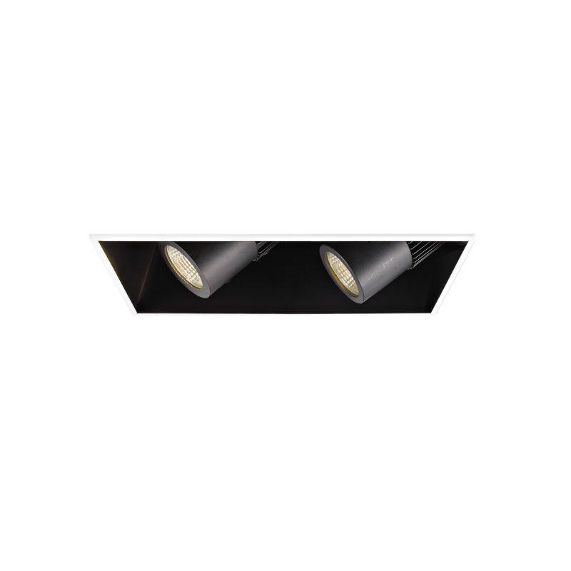 """WAC Lighting MT4LD211NE-S35 Precision Multiples 3500K 4"""" LED 2 Light"""