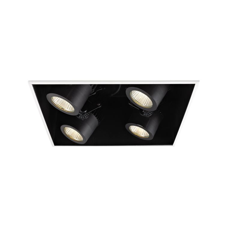 "WAC Lighting MT4LD226NE-F927 Precision Multiples 2700K 4"" LED 4 Light"