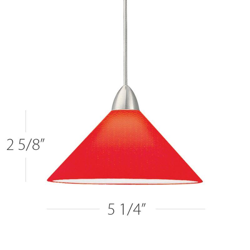 WAC Lighting QP-LED512 Jill 1 Light 3000K High Output LED Quick Sale $162.00 ITEM#: 1648515 MODEL# :QP-LED512-RD/CH UPC#: 790576173672 :