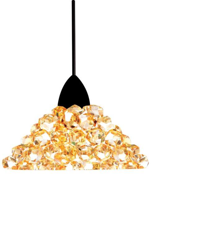 WAC Lighting QP-LED543 Giselle 1 Light 3000K High Output LED Quick Sale $257.50 ITEM#: 2441248 MODEL# :QP-LED543-CD/BN UPC#: 790576303567 :