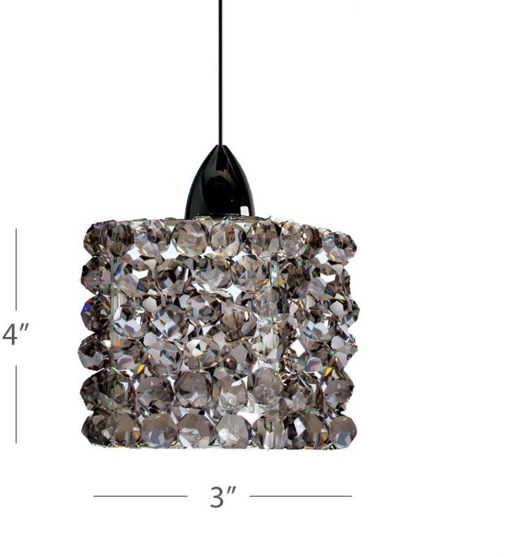 WAC Lighting QP539 Mini Haven 1 Light Low Voltage Quick Connect Track Sale $235.00 ITEM#: 2441155 MODEL# :QP539-BI/BN UPC#: 790576302539 :