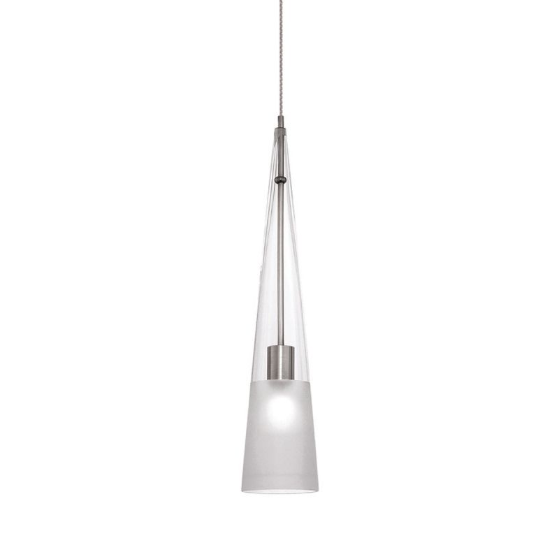 WAC Lighting QP913 Low Voltage Quick Connect Ingo Pendant - To be Sale $257.50 ITEM#: 1072455 MODEL# :QP913-CF/BN UPC#: 790576150291 :