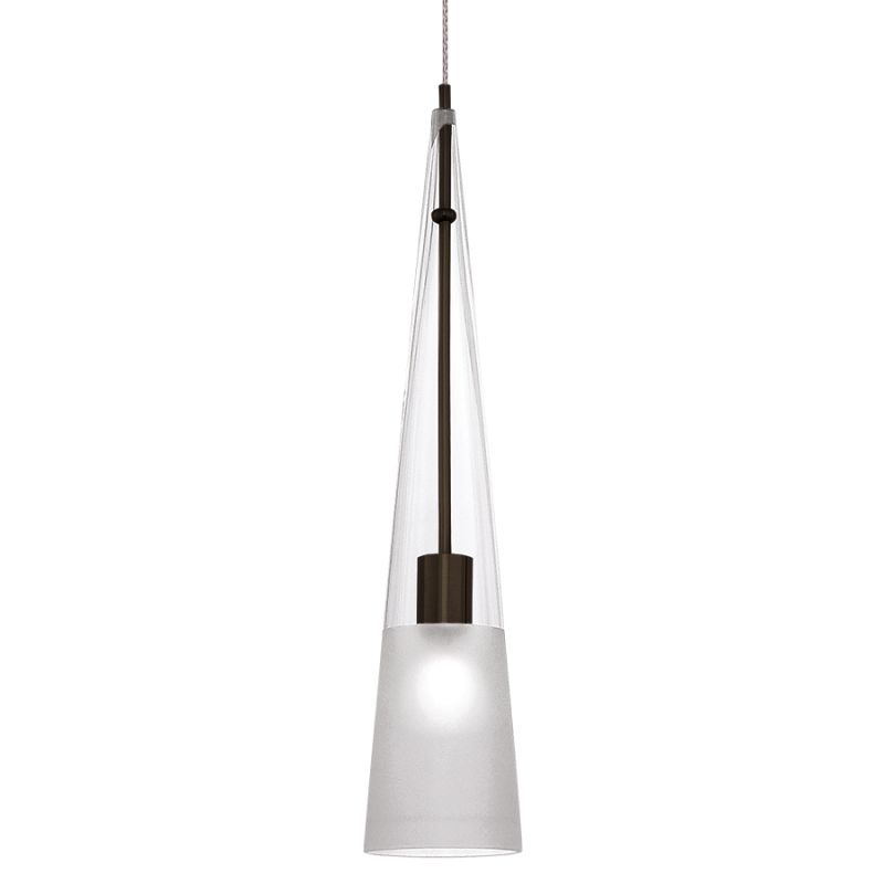 WAC Lighting QP913 Low Voltage Quick Connect Ingo Pendant - To be Sale $257.50 ITEM#: 1154041 MODEL# :QP913-CF/DB UPC#: 790576150314 :