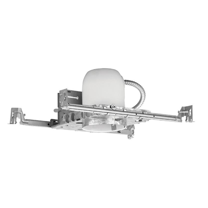 """WAC Lighting R-400S-N-A 4"""" Trim Recessed Light Housing for New"""