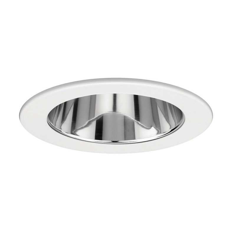 "WAC Lighting R-421 4"" Line Voltage Recessed Light Reflector Trim"