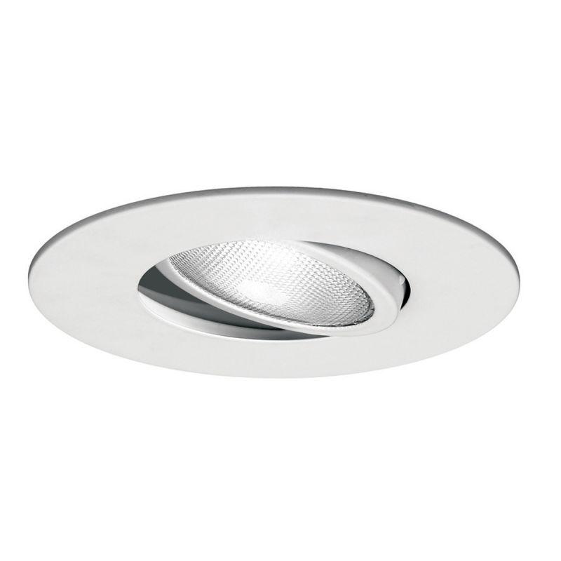"WAC Lighting R-633 6"" Line Voltage Recessed Light Adjustable Trim"