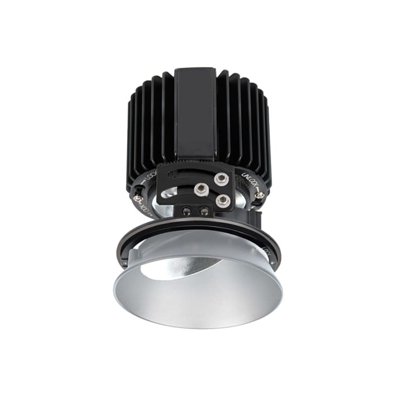 """WAC Lighting R4RAL-N Volta 4.5"""" Round Adjustable Invisible Trim with"""