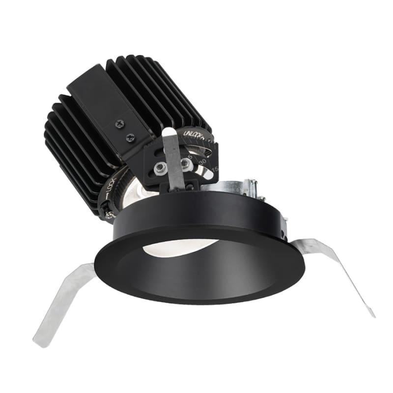 "WAC Lighting R4RAT-S Volta 4.5"" Round Adjustable Trim with LED Light"