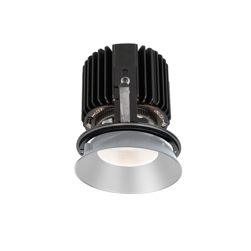 "WAC Lighting R4RD1L-F Volta 4.5"" Round Invisible Shallow Regressed"