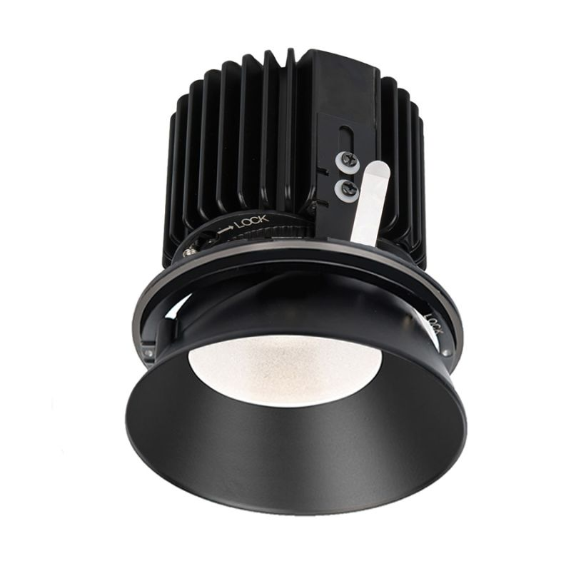 """WAC Lighting R4RD2L-S Volta 4.5"""" Round Invisible Downlight Trim with"""