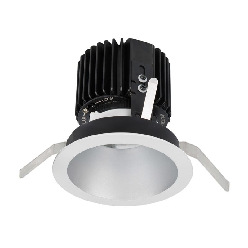 "WAC Lighting R4RD2T-F Volta 4.5"" Round Downlight Trim with LED Light"