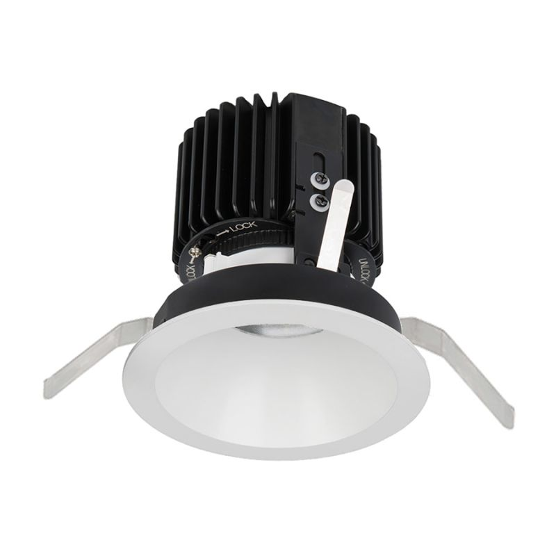 "WAC Lighting R4RD2T-S Volta 4.5"" Round Downlight Trim with LED Light"