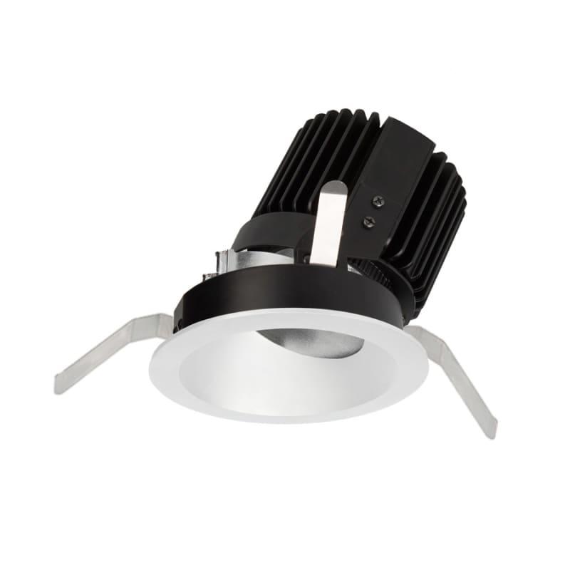 "WAC Lighting R4RWT-A Volta 4.5"" Round Wall Wash Trim with LED Light"