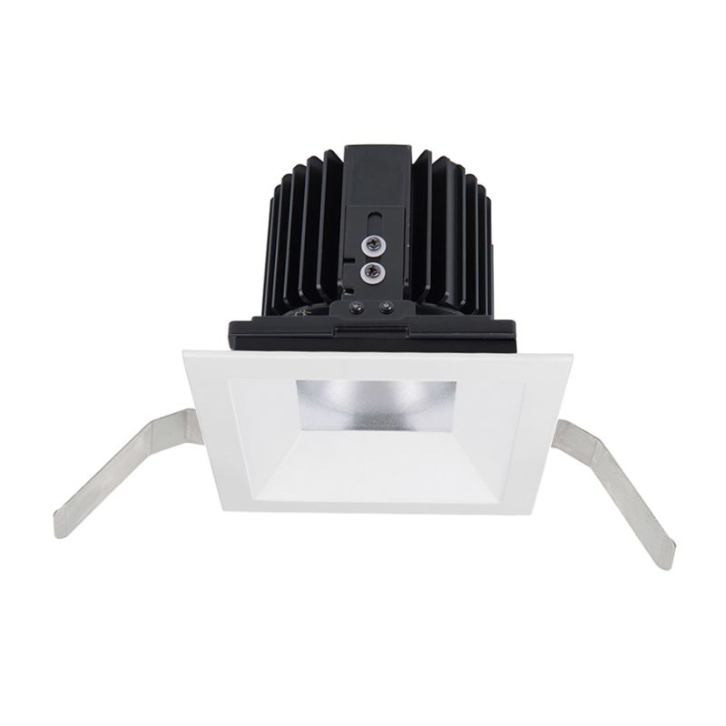 """WAC Lighting R4SD1T-S Volta 4.5"""" Square Shallow Regressed Trim with"""