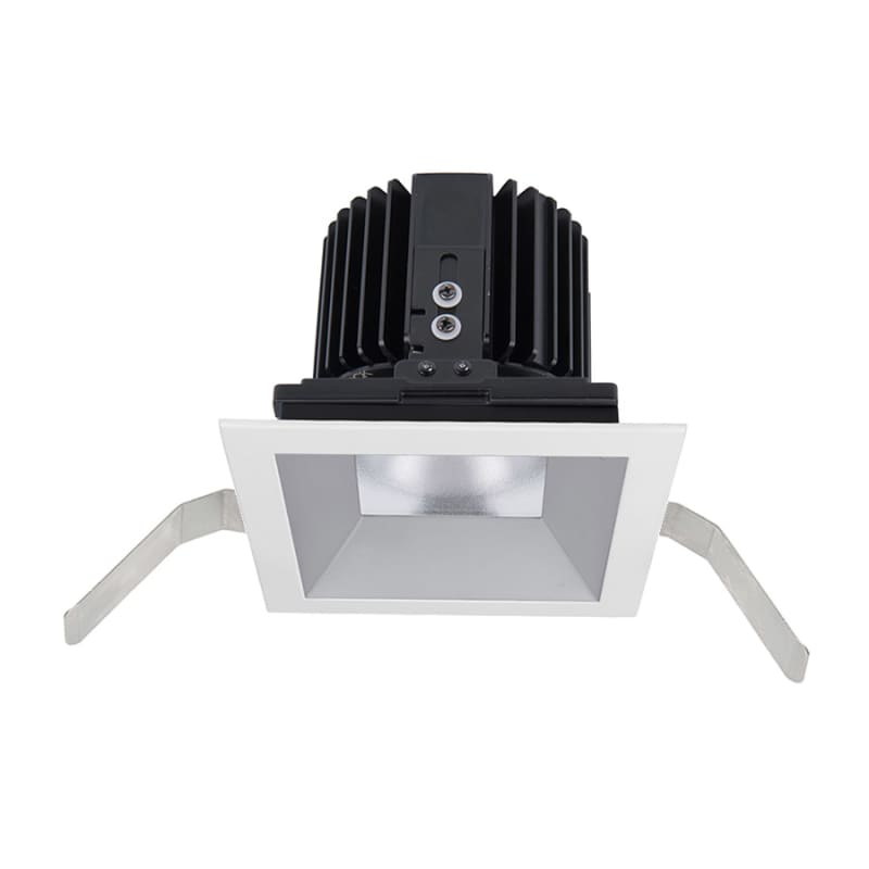 """WAC Lighting R4SD1T-W Volta 4.5"""" Square Shallow Regressed Trim with"""