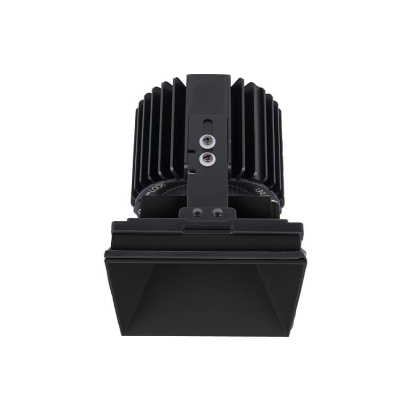 """WAC Lighting R4SD2L-W Volta 4.5"""" Square Invisible Downlight Trim with"""