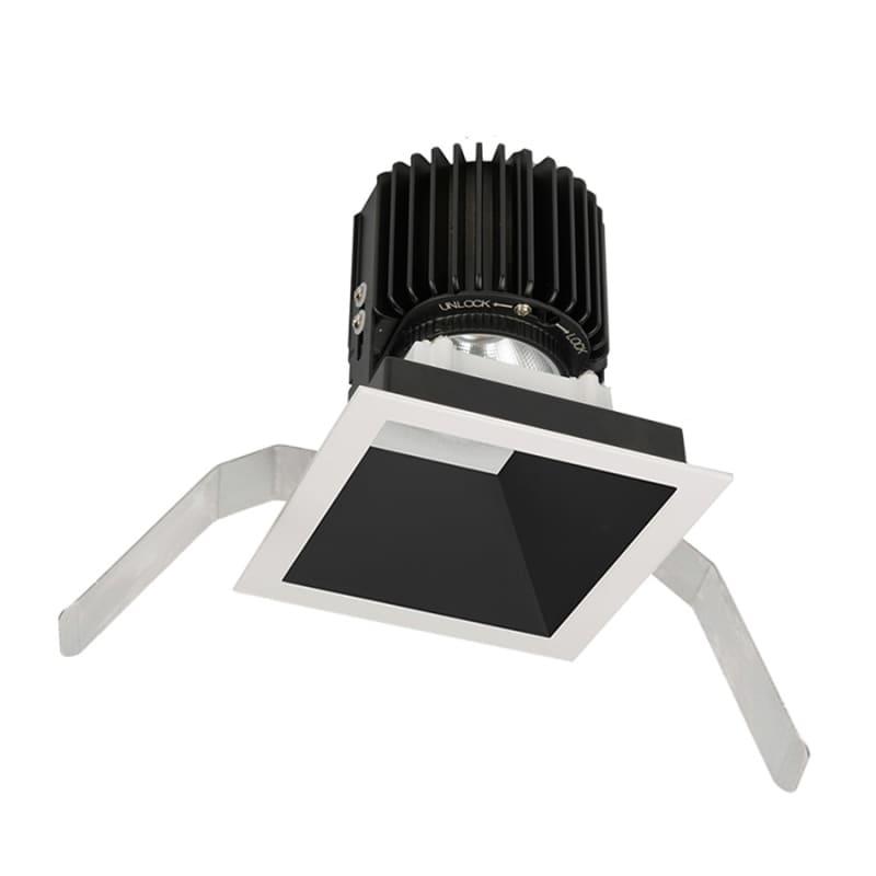 "WAC Lighting R4SD2T-F Volta 4.5"" Square Downlight Trim with LED Light"