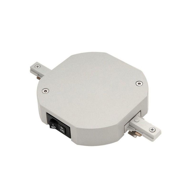 WAC Lighting TLL-LI-2-7A 2 x 7.5 Amp 1800 Watt Double Live End Track Sale $126.00 ITEM#: 1647002 MODEL# :TLL-LI-2-7A-WT UPC#: 790576132617 :