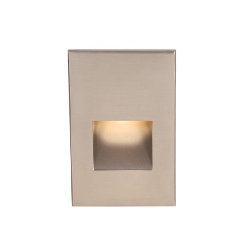 WAC Lighting WL-LED200-AM Rectangular Line Voltage LED Step Light with Sale $116.50 ITEM#: 2277218 MODEL# :WL-LED200-AM-BN UPC#: 790576224893 :