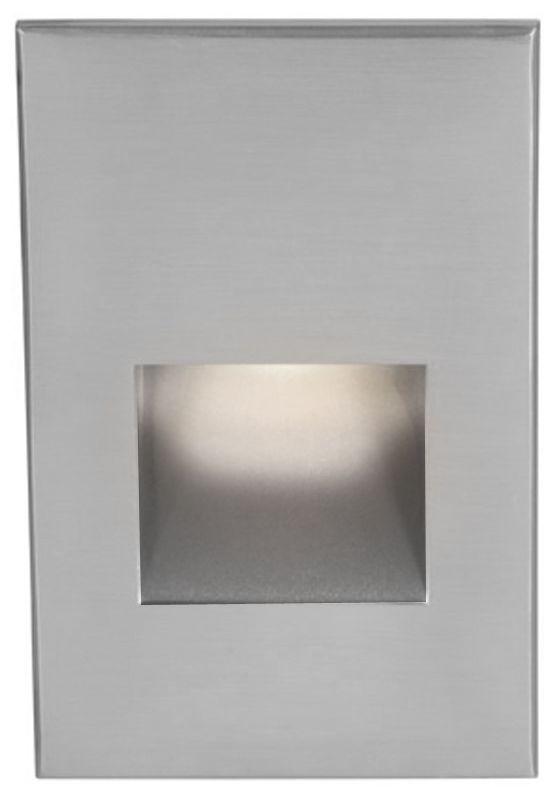 WAC Lighting WL-LED200F 3.9 Watt LED Outdoor Vertical Step Light 277V Sale $152.50 ITEM#: 2440843 MODEL# :WL-LED200F-BL-SS UPC#: 790576288796 :