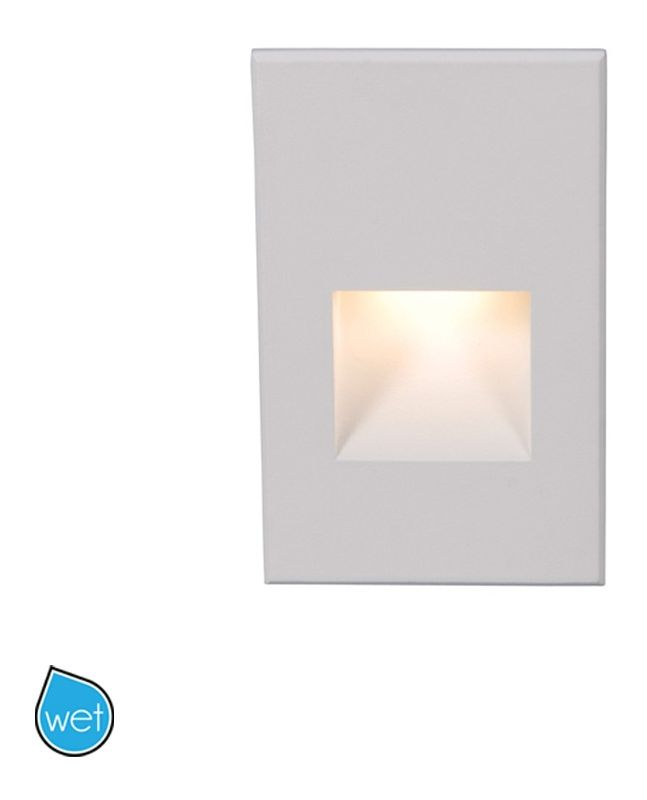 WAC Lighting WL-LED200F 3.9 Watt LED Outdoor Vertical Step Light 277V Sale $134.50 ITEM#: 2440844 MODEL# :WL-LED200F-BL-WT UPC#: 790576288802 :