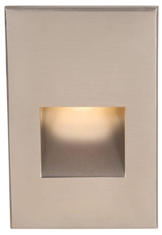 WAC Lighting WL-LED200F 3.9 Watt LED Outdoor Vertical Step Light 277V Sale $125.50 ITEM#: 2440846 MODEL# :WL-LED200F-C-BN UPC#: 790576307336 :