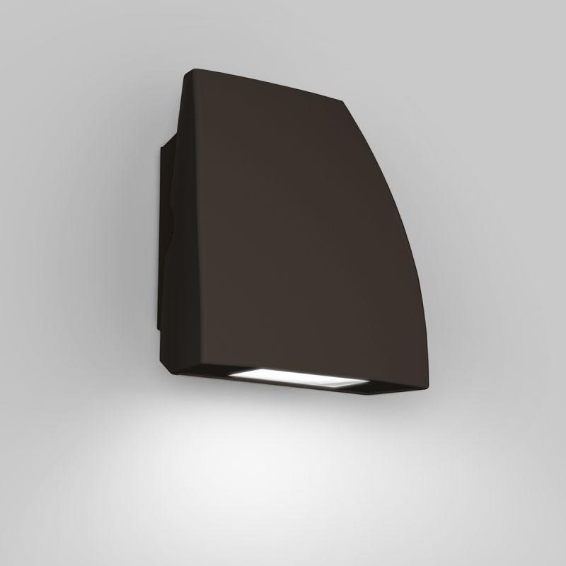 WAC Lighting WP-LED119-30 Endurance Fin 1 Light LED ADA Compliant Sale $179.50 ITEM#: 2620220 MODEL# :WP-LED119-30-ABZ UPC#: 790576365961 :
