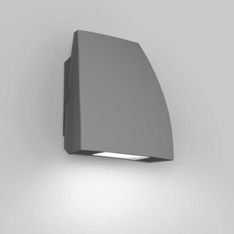 WAC Lighting WP-LED119-30 Endurance Fin 1 Light LED ADA Compliant Sale $179.50 ITEM#: 2620221 MODEL# :WP-LED119-30-AGH UPC#: 790576366005 :